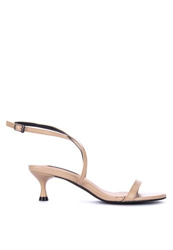 4886be0367e1 Shop Primadonna Ankle Strap Heeled Sandals Online on ZALORA Philippines