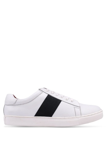 Acuto multi Leather Sneakers 4C18ESHD2F7174GS_1