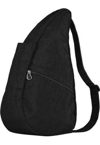Healthy Back Bag black Healthy Back Bag Textured Nylon Black M - 10L 0530FAC18695F9GS_1