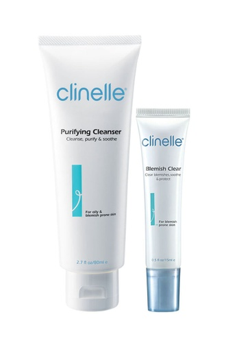 Clinelle Treatments: Clinelle [Official] Clinelle Blemish Barnish Clear CL708BE49SUSMY_1