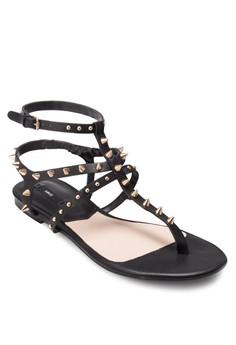 Gladiator Studded Sandals
