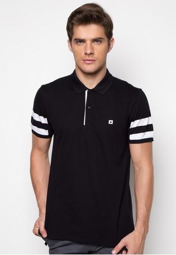 Men's Polo Shirt (Black)