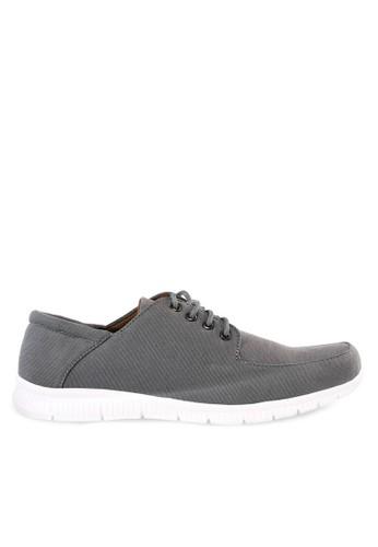 Sogno grey Sepatu Sneakers Casual GHS 01 F07FCSH78D8DB0GS_1