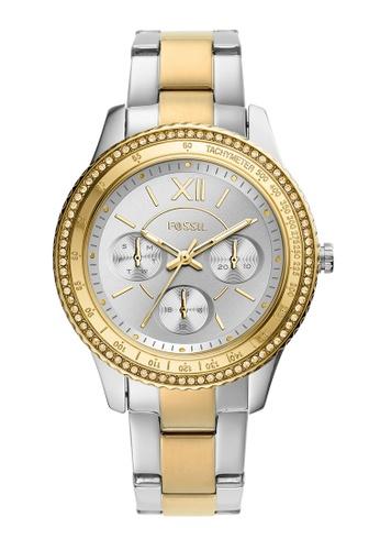 Fossil multi Stella Sport Watch ES5107 7A99FAC833A627GS_1