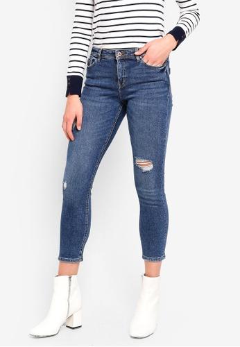 47eafad629b8 Buy ESPRIT Denim Slim Jeans Online on ZALORA Singapore