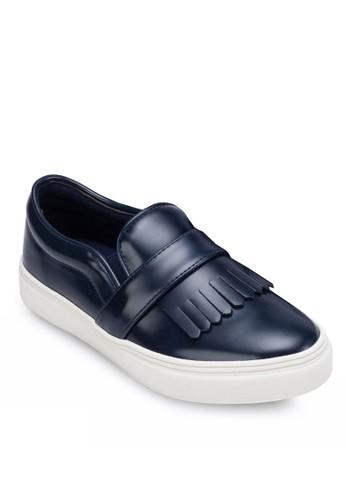流蘇懶人休閒鞋,zalora 衣服評價 女鞋, 鞋