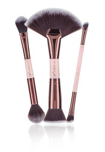 Luxie Beauty pink Jadeywadey Glam Brush Set 20397BEE8DE5C2GS_1
