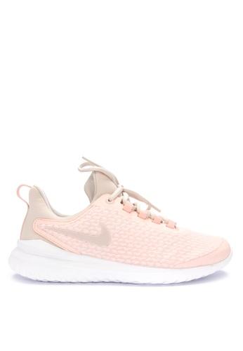 Nike pink Nike Renew Rival Shoes D271ASH63B9957GS_1