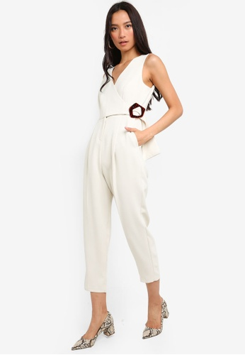 24a0e30f3157 Buy TOPSHOP Buckled Jumpsuits Online on ZALORA Singapore