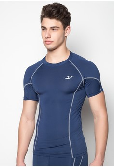 Short Sleeves Compression Shirt