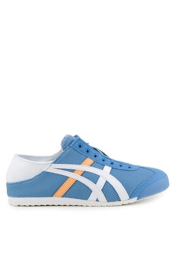Onitsuka Tiger 藍色 Mexico 66 Paraty Shoes 3A32FSH582086CGS_1