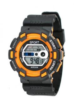 Multifunction Sports Watch WR30M
