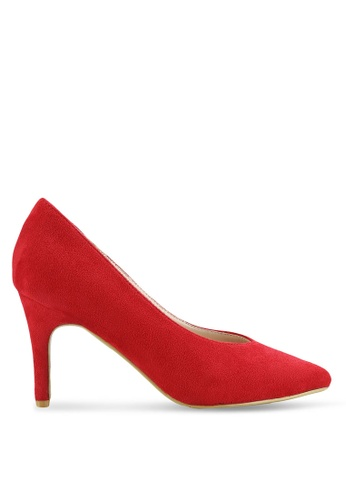 addicts anonymous red Wendy Deep V Heels AD479SH38HNTMY_1