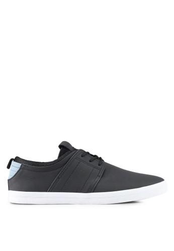 ALDO black and multi Adraysa Sneakers 4F9C8SH5C280B8GS_1