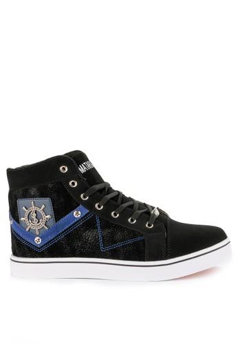 Rocklander black and multi Rocklander Sneakers RO753SH0VG60ID_1