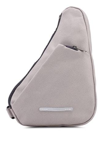Rawrow grey Rugged Canvas 271 R Crossbody Bag 4DB79ACA10D0C2GS_1