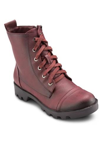 Lace Up Boots, 女鞋, esprit門市鞋