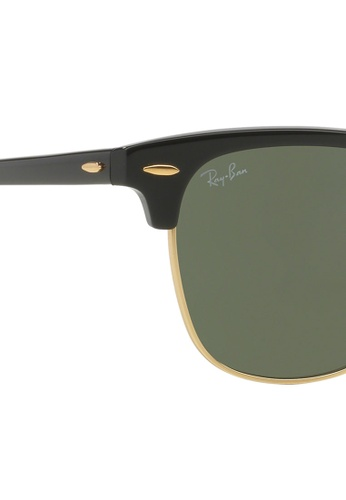 483963fcdf1ac Shop Ray-Ban Clubmaster RB3016 Sunglasses Online on ZALORA Philippines