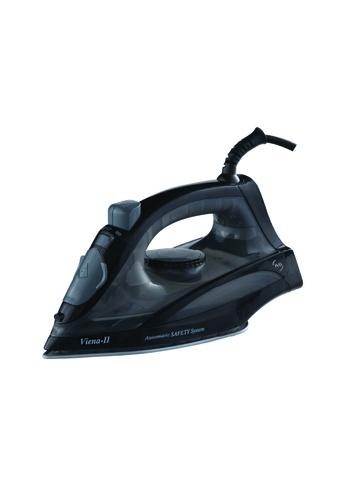 JVD JVD Viena steam iron with ceramic soleplate (Black) D8D35HL6C6845EGS_1