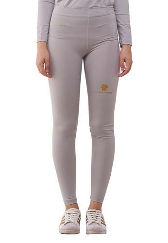 Jual Tiento Tiento Women Long Pants Grey Celana Legging Leging Lejing Wanita Olahraga Original Original Zalora Indonesia