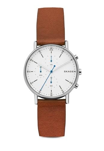 Skagen brown Skagen Signatur Brown Watch SKW6462 472D0AC4E05872GS_1