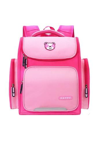 Twenty Eight Shoes pink VANSA Nylon Oxford Backpacks VAK-Bp2002 76C43KCD978ACBGS_1