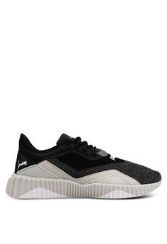 148a51e08191 Puma black Run Train Defy Stitched Z Women s Shoes 0EDE1SH57AB6C0GS 1