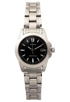 Metal Fashion Watch LTP-1215A-1A2DF