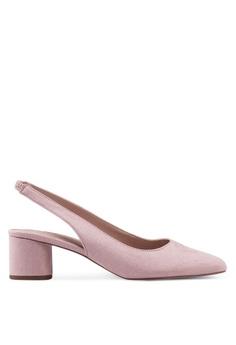 8ad41af9810 Dorothy Perkins pink Daphy Slingback Court Heels CCAF6SH1BF8CBCGS 1