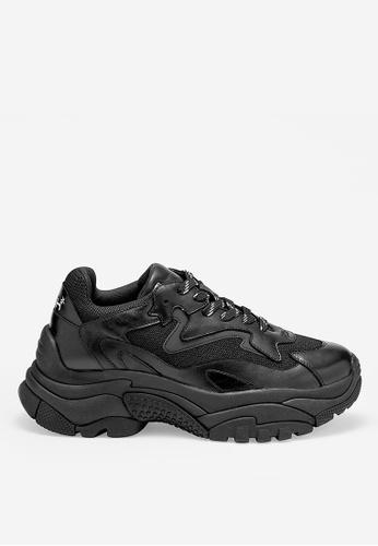 Ash 黑色 Ash Addict 運動鞋 6775ASH4A27B85GS_1