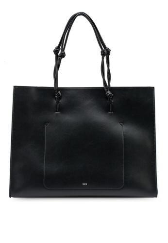 nose black Shoulder Bag 052D5AC969B18FGS_1