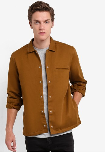 簡約短版型襯衫esprit台北門市, 服飾, 服飾