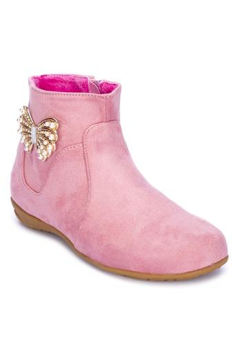 S&H pink Alora Boot DE2BEKSF47EB44GS_1