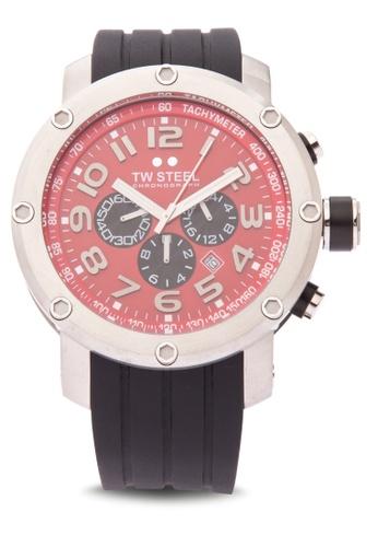 TW Steel black TW125 Grandeur Tech Analog Watch TW310AC0KMC2PH_1