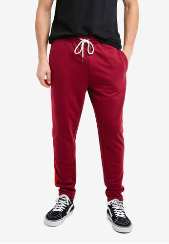 Factorie red Grad Stripe Trackie D75C2AA0B5CAC8GS_1