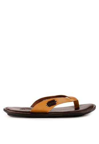 LOIS JEANS brown Sandals FE4B2SHD63C9BDGS_1
