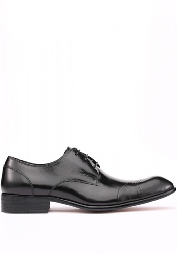 Kings Collection black Maxfield Formal Shoes 6E2B5SHC3967D2GS_1