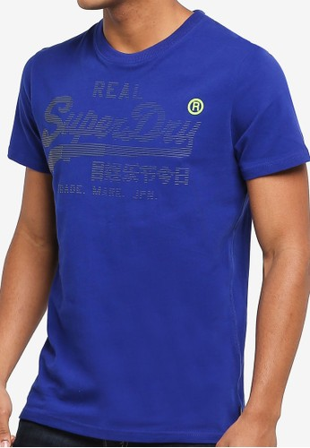 Jual Superdry Real Logo 1st Tee Original