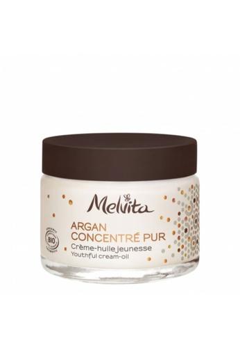 MELVITA Melvita Organic Youthful Cream-Oil 50ml 98830BED3A6363GS_1