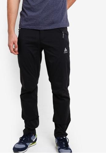 Odlo black Spoor Pants OD608AA30KANMY_1