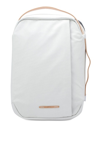 "Rawrow white Rugged Canvas 113 3 Way 15"" Backpack RA312AC0SIY1MY_1"