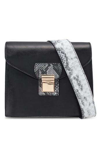 Vero Moda Black Ashley Cross Over Bag F92ceacdc5f2d8gs 1