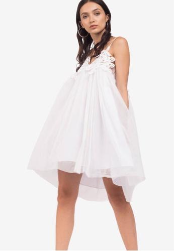 ca3ad6b101143 Shop Caoros Baby doll Dress Online on ZALORA Philippines