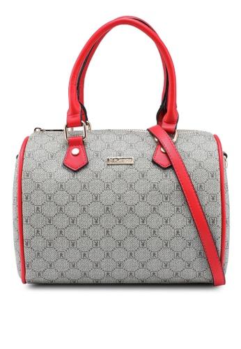 PLAYBOY BUNNY red Ladies Handbag 31686AC224BAEEGS_1