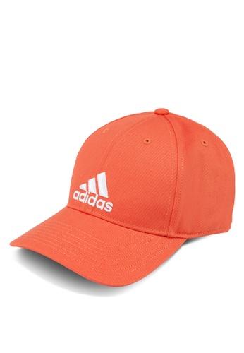 adidas orange adidas 6p cap cotton B6BFAAC1A46F55GS_1