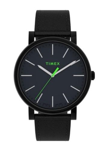 Timex black Timex Originals 42mm Men's Watch - TW2U05700 C3E68ACCBC5782GS_1