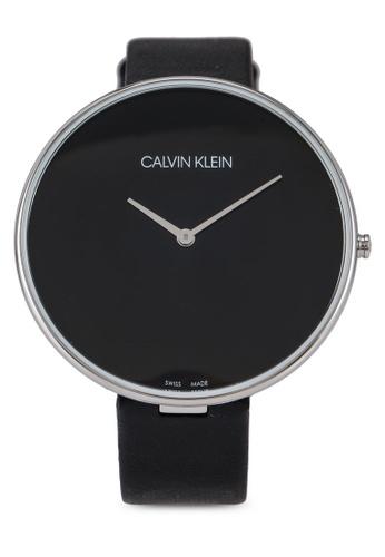 Calvin Klein Watches 黑色 Full月亮手錶 7F974AC904B017GS_1