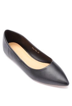 Pointed Pumps Flats
