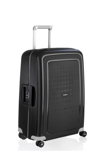 Samsonite black Samsonite S'Cure Spinner 55/20 94B64AC5B816C0GS_1