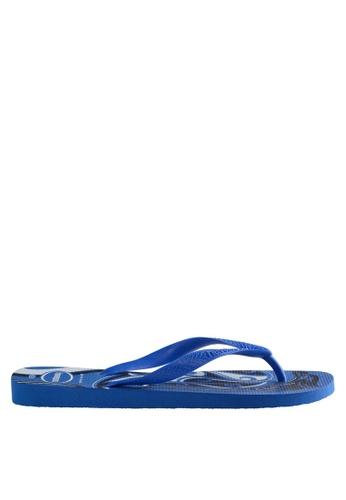 Havaianas blue Top Conceitos 17 Sandals & Flip Flops HA021SH0J83NPH_1